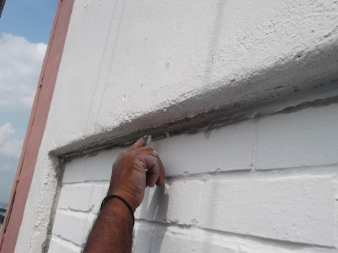 External Wall Seepage at Ang Mo Kio HDB Estates
